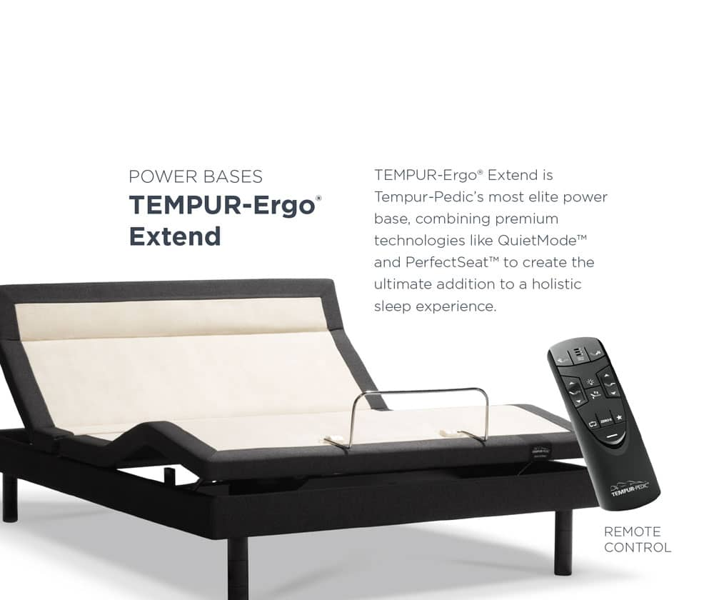 TEMPUR-Ergo® Extend Smart Base