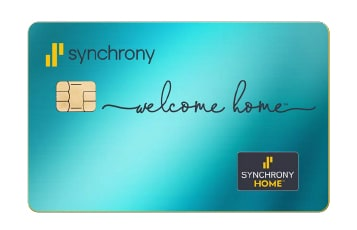 synchrony card promotional financing