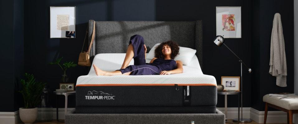 tempur-pedic mattresses for sale at howard's