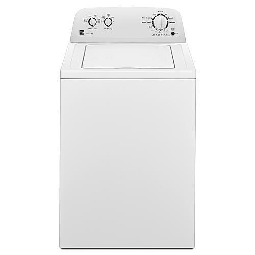 Kenmore3.5 Cu. Ft. Top-Load Washer W/ Agitator - White