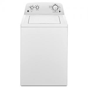 3.5 cu. ft. Top-load Washer w/ Agitator - White