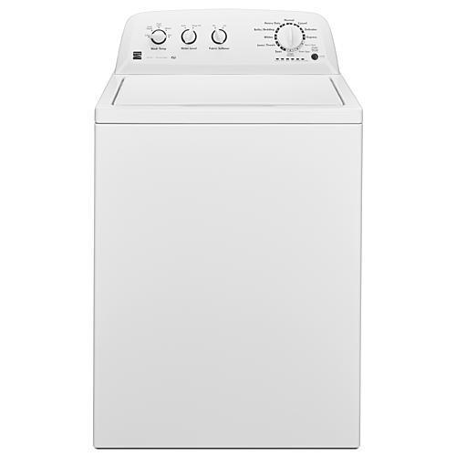 Kenmore3.8 Cu. Ft. Top-Load Washer W/ Agitator - White
