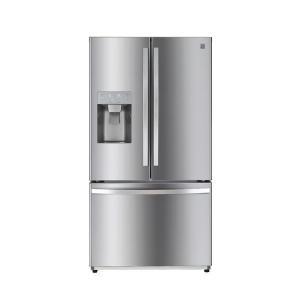 25.5 cu. ft. French Door Refrigerator - Fingerprint Resistant Stainless Steel