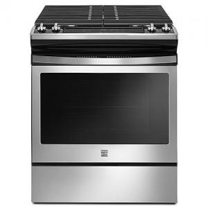 5.0 cu. ft. Freestanding Gas Range w/ Turbo Boil